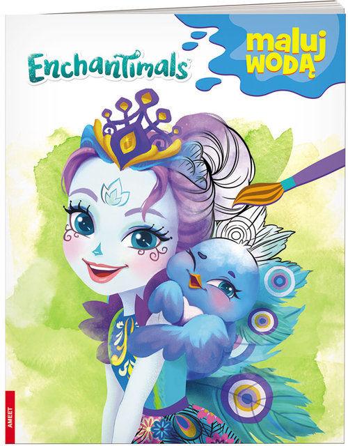 Enchantimals Maluj wodą ZAKŁADKA DO KSIĄŻEK GRATIS DO KAŻDEGO ZAMÓWIENIA