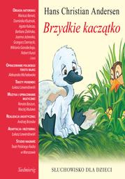 Brzydkie kaczątko - Audiobook.