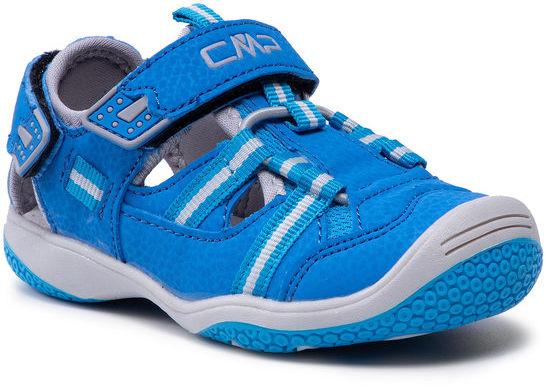 Sandały Baby Naboo Hiking Sandal 30Q9552 Niebieski