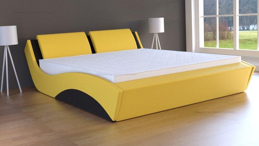 Łóżko Tango skrzynia na pościel