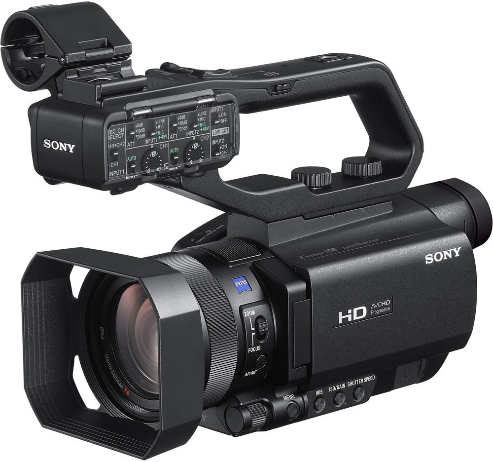 Sony HXR-MC88 - kamera cyfrowa Full HD, matryca Exmor RS, 14.2Mpx Sony HXR-MC88