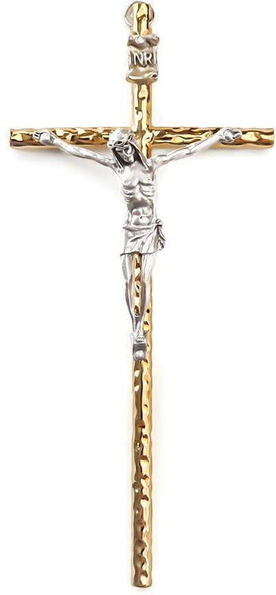 Krzyż metalowy do powieszenia