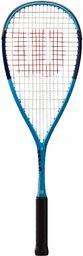 Wilson Rakieta do squasha Ultra UL, unisex, równowaga obciążeniowa, niebieska, WRT910330