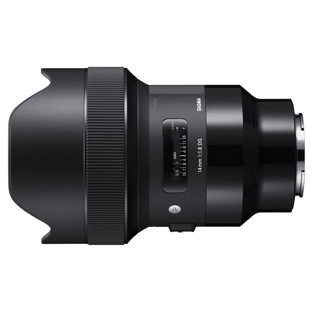 Obiektyw Sigma Art 14mm f/1.8 DG HSM Sony E