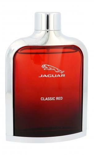 Jaguar Classic Red woda toaletowa 100 ml dla mężczyzn