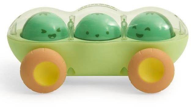 Samochodzik groszek Farma 9H836110-Skip Hop, zabawki dla małych dzieci