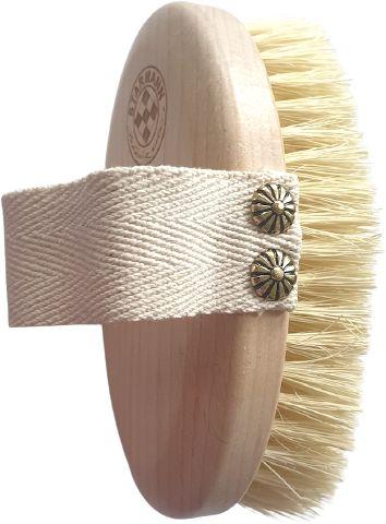 Szczotka do masażu ciała włókno z agawy - starmann