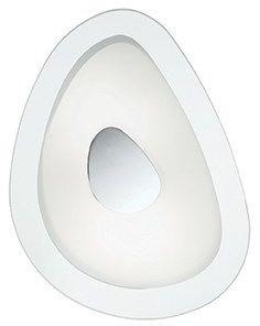 Plafon Geko PL2 D30 010861 Ideal Lux biała oprawa w stylu design
