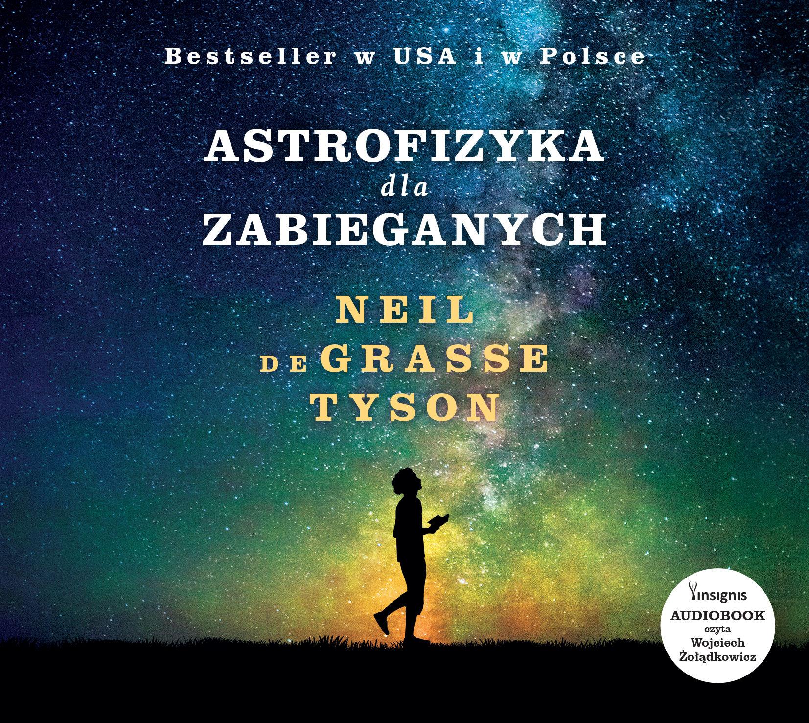 Astrofizyka dla zabieganych - Neil Tyson - audiobook