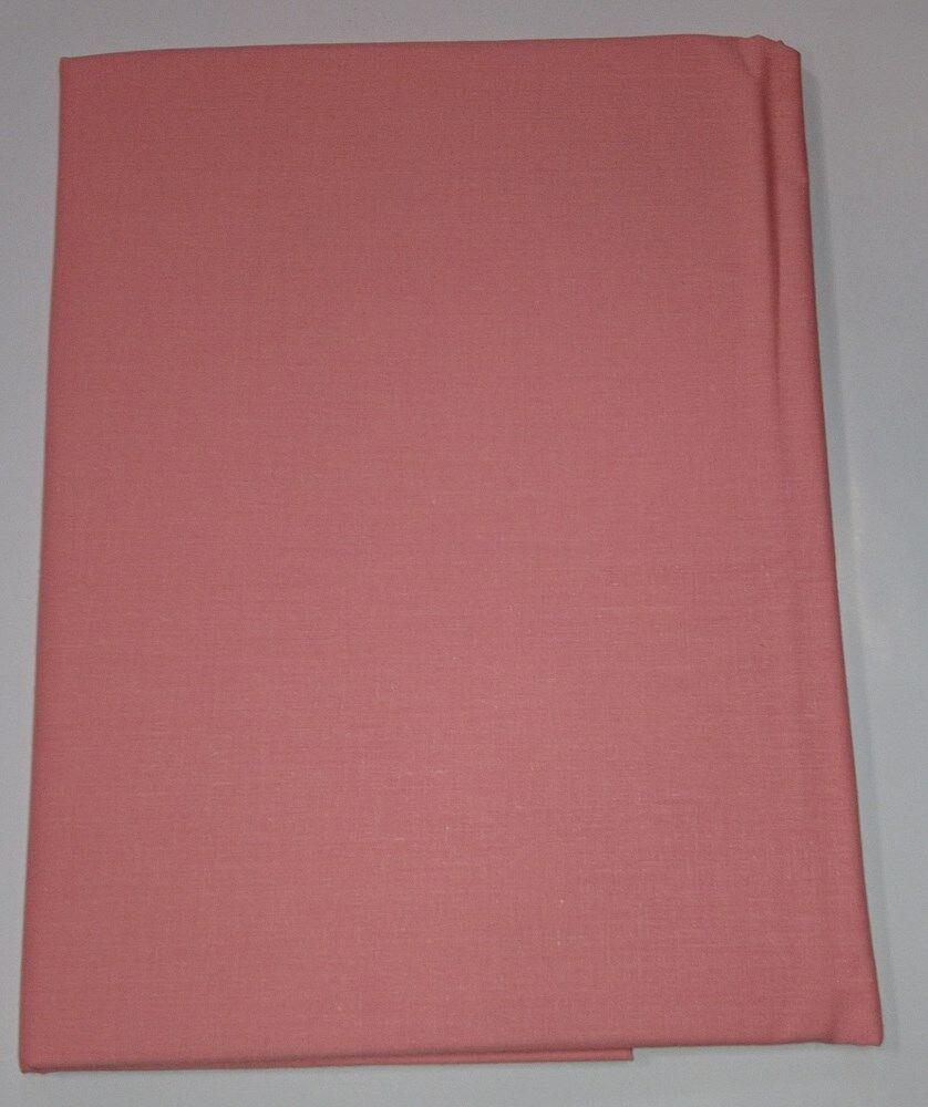 Prześcieradło bawełniane 160x200 malinowe 31 jednobarwne