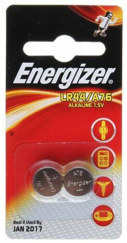 BATERIA ALKALICZNA BAT-LR44*P2 ENERGIZER
