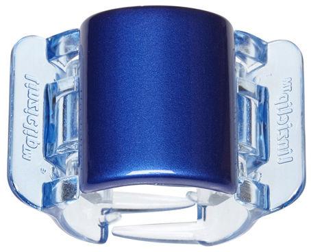 Linziclip Klamra do włosów Midi Blue-Perl-Clear 1 szt.