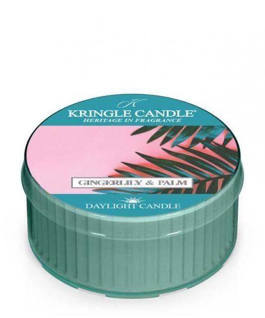 Gingerlily & Palm daylight Kringle Candle