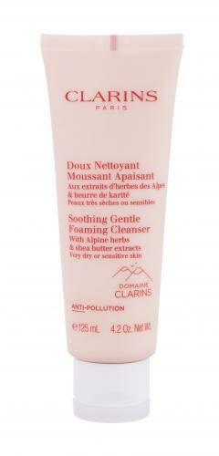 Clarins Soothing Gentle krem oczyszczający 125 ml dla kobiet