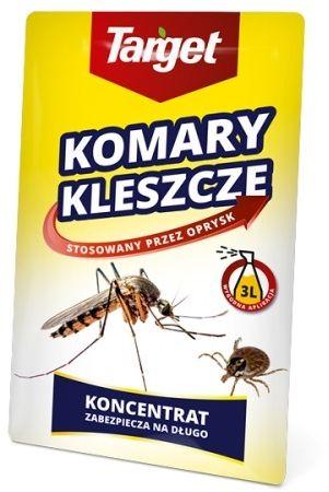 Aspermet  zwalcza komary i kleszcze  30 ml target