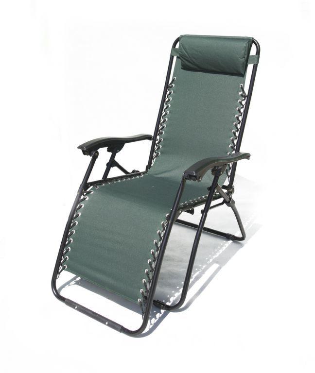 Fotel ogrodowy 2320 OXFORD ciemnozielony