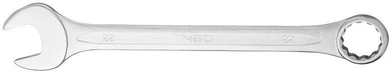 Klucz płasko-oczkowy 22x260mm 09-722
