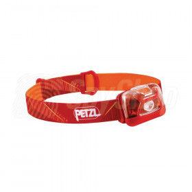 Latarka czołowa Petzl Tikkina dla biegaczy, Kolor - Czerwony