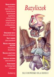 Bazyliszek - Audiobook.