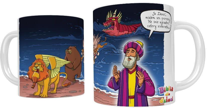 Kubek religijny Proroctwo Daniela