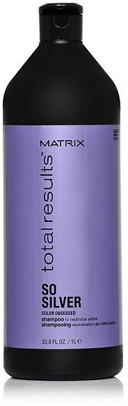 Matrix Total Results So Silver Szampon do włosów siwych 1000 ml