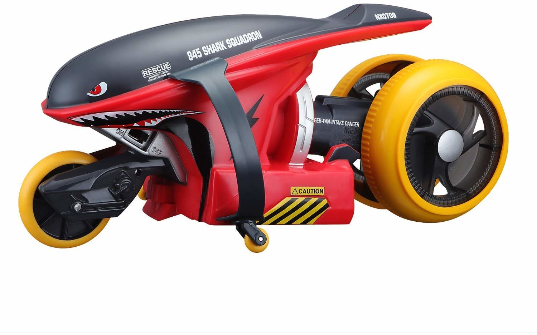 Maisto RC-Cyklone M82066R motocykle z odchylanym kółkiem