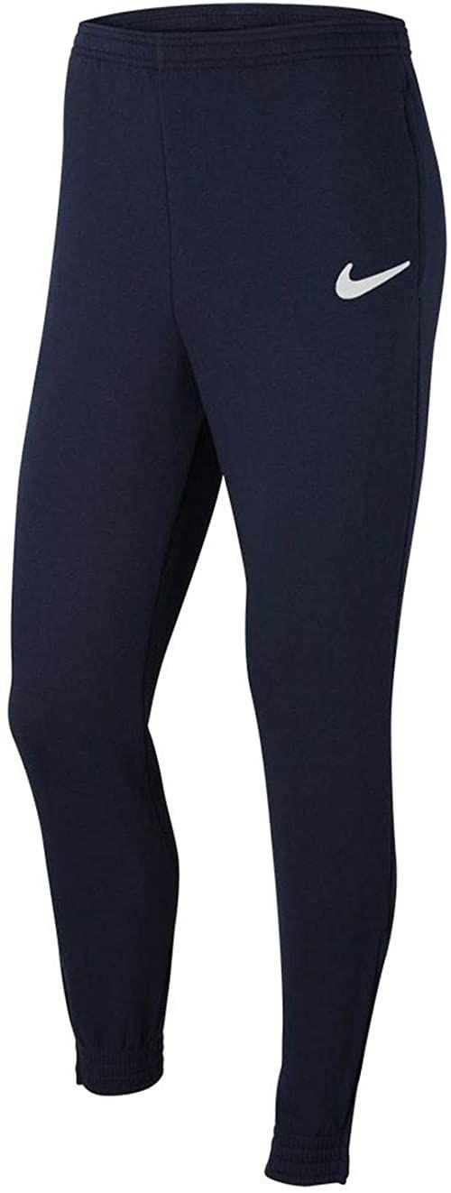 Nike Męskie spodnie dresowe PARK 20, obsydian/biały/biały, 2XL
