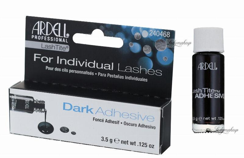 ARDELL - Lash Tite Adhesive For Individual Lashes - Klej do kępek rzęs - DARK