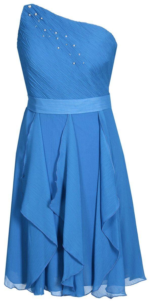 FSU739 Suknie wizytowe Sukienka CHABROWY