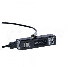 Kamera inspekcyjna EN-15 z modułem Wi-Fi, Długość - 3 m