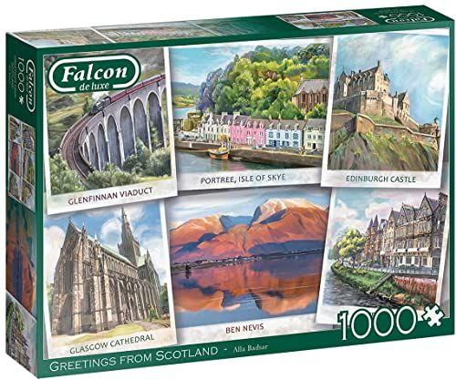 Falcon 11325 Puzzle