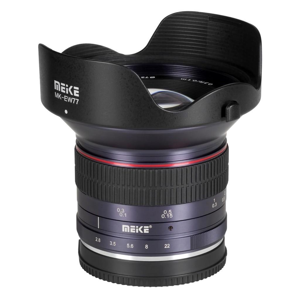 Obiektyw Meike MK-12mm F2.8 MFT