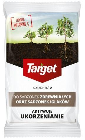 Korzonek d  ukorzeniacz do sadzonek zdrewniałych  20 g target