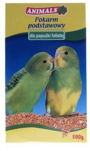 ANIMALS - Pokarm dla papugi falistej 500g