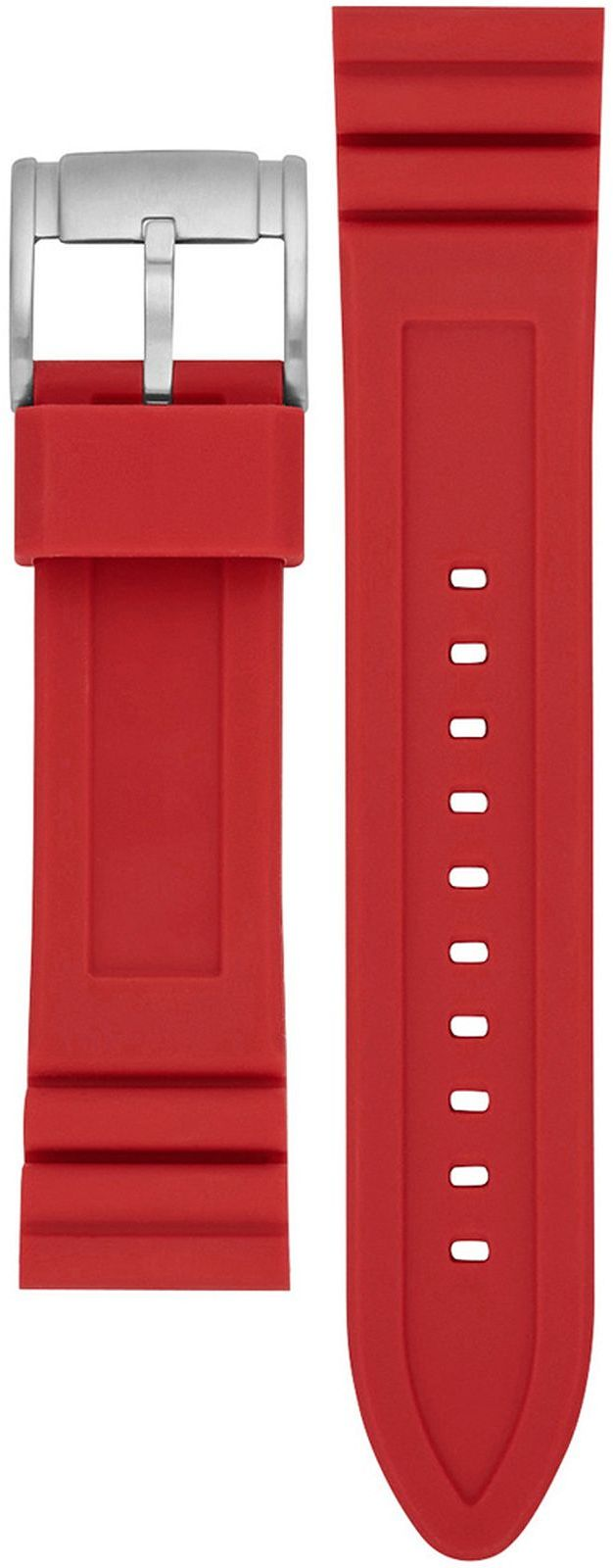 Pasek Fossil Silicone Strap 22 mm