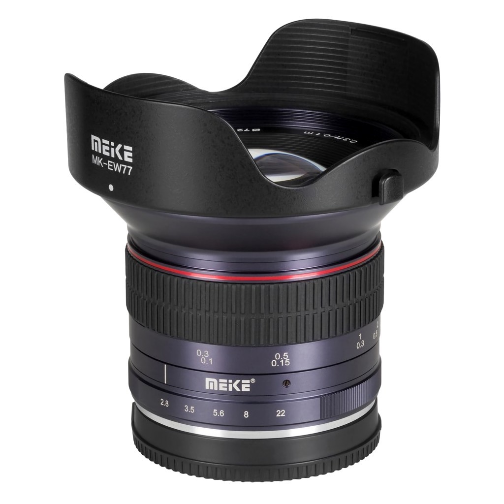 Obiektyw Meike MK-12mm F2.8 Fuji X