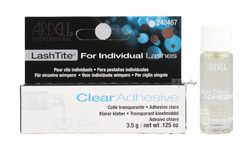 ARDELL - Lash Tite Adhesive For Individual Lashes - Klej do kępek rzęs - CLEAR