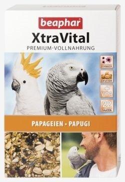 BEAPHAR - XtraVital pokarm dla dużych papug 1kg