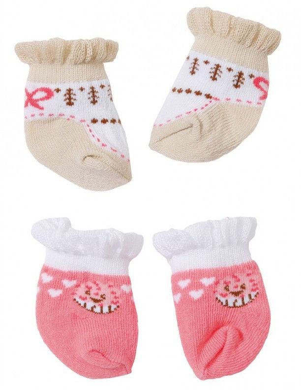 Baby Annabell - Skarpetki dla lalki 2 pary 700860