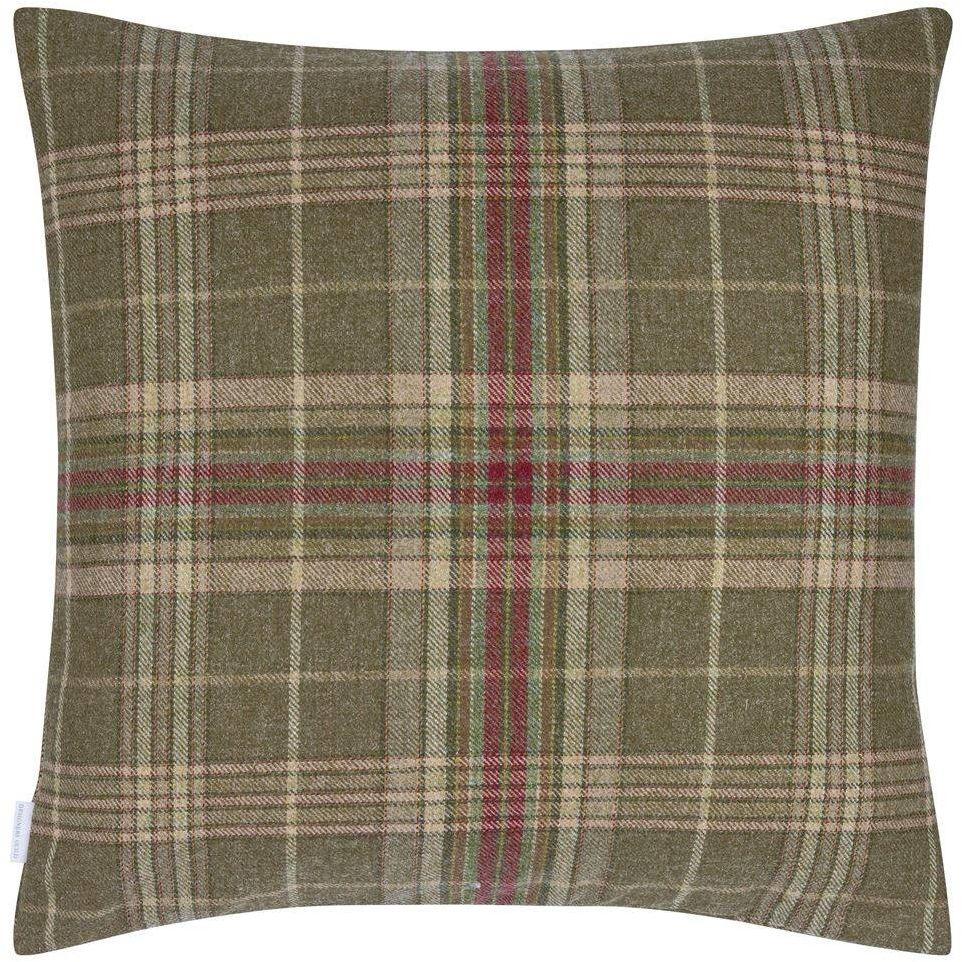 Poduszka dekoracyjna Ralph Lauren Hardwick Plaid Woodland