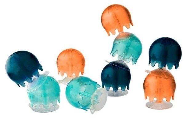 Boon - Zabawka do Wody Przyssawki Jellies Cool Kolor