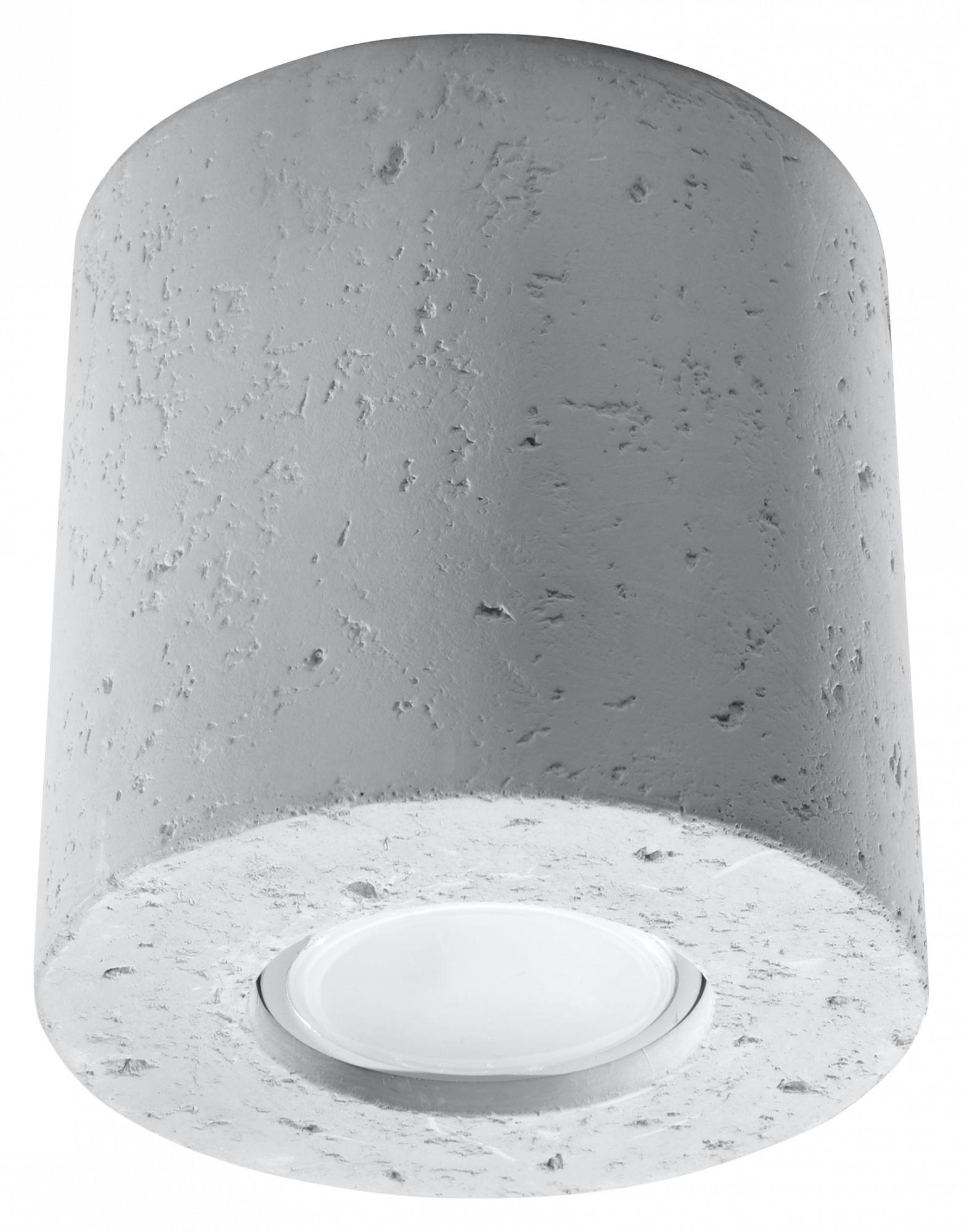 Loftowy plafon betonowy E762-Orbil
