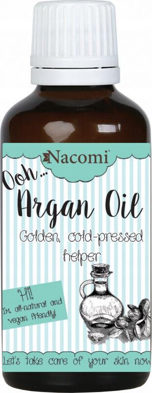 Nacomi - Argan Oil - Olej Arganowy - 50ml