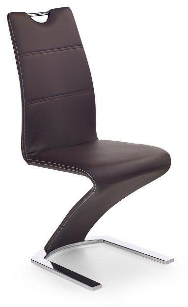 Krzesło K188 - brązowe
