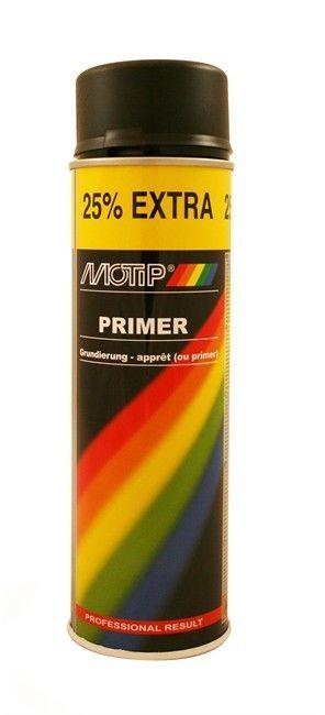 Lakier podkładowy 004052 Motip 500 ml czarny Darmowa dostawa