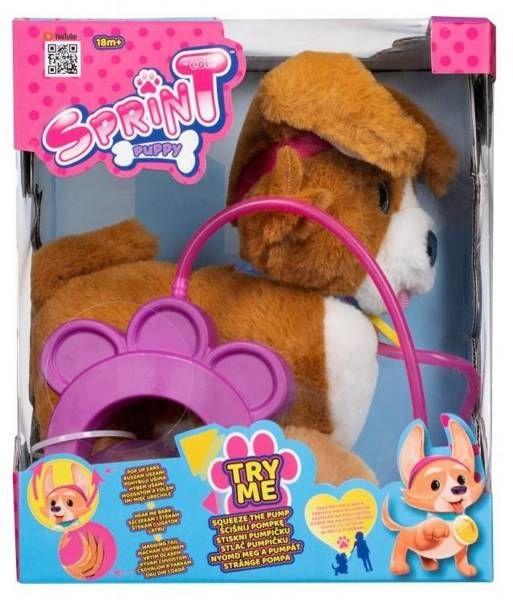 Sprint Piesek Corgi - TM Toys