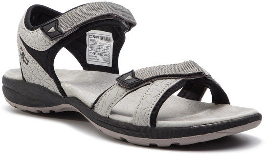 CMP Sandały Adib Wmn Hiking Sandal 39Q9536 Szary