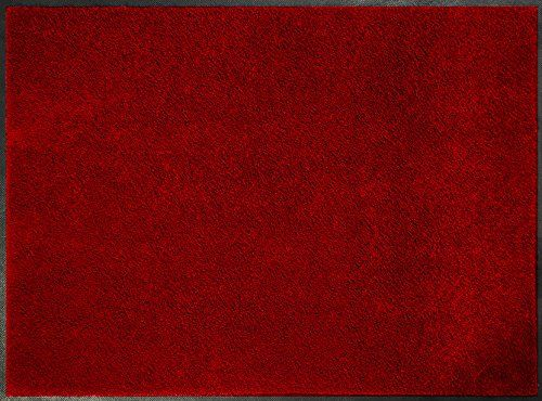 ID Matt c406004 confor dywan wycieraczka włókno nylon/guma nitrylowa czerwona 60 x 40 x 0,7 cm