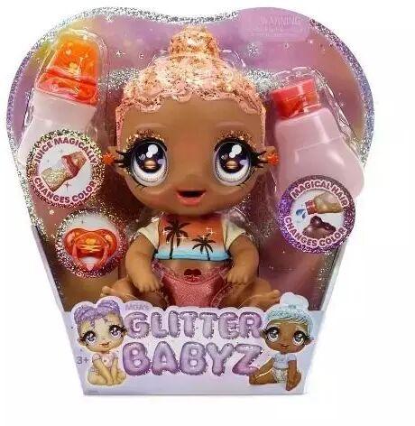 Glitter Babyz Doll - Solana Sunburst - MGA