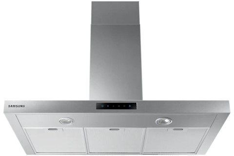 Okap przyścienny Samsung NK 36M5060SS - Największy wybór - 28 dni na zwrot - Pomoc: +48 13 49 27 557